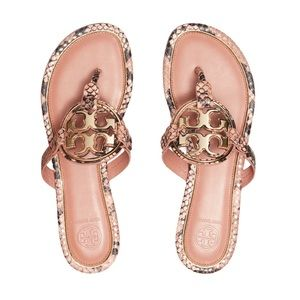 ☀️NWT☀️TORY BURCH Miller Sandals 8